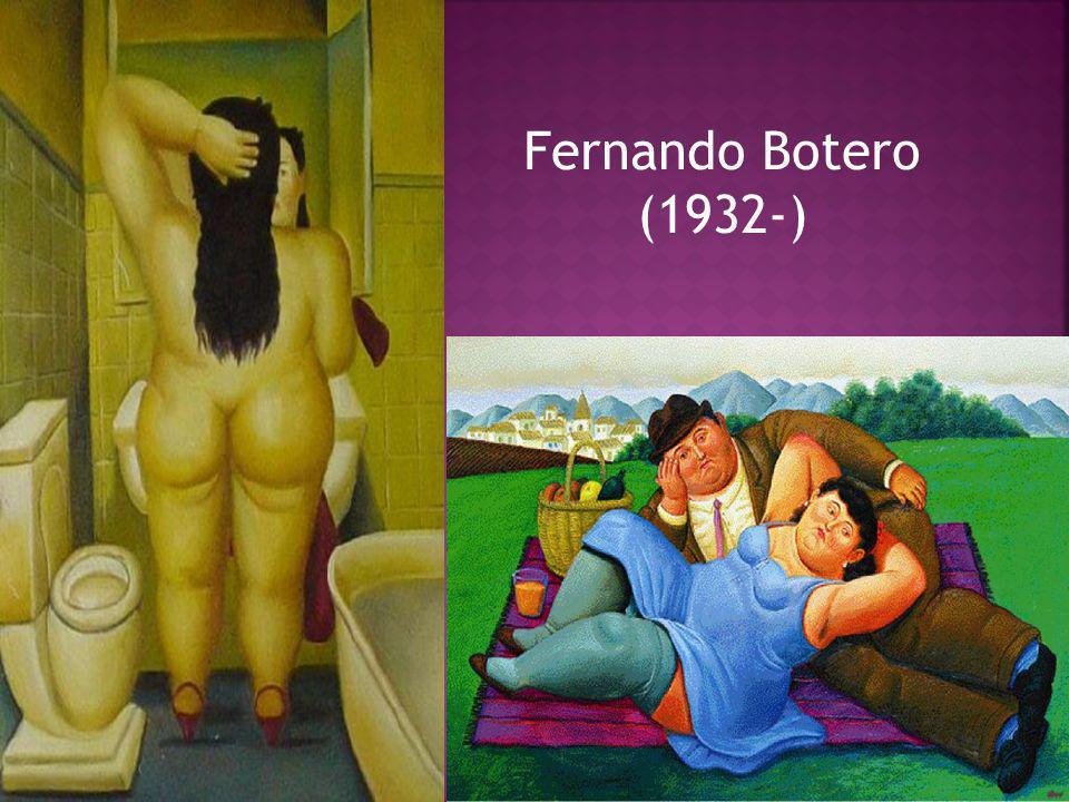 Fernando Botero (1932-)