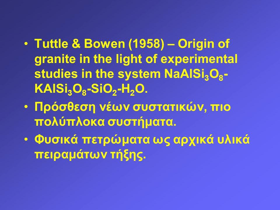 ΑΝΤΙΚΕΙΜΕΝΟ ΠΕΤΡΟΓΕΝΕΣΗΣ ΠΥΡΙΓΕΝΩΝ ΠΕΤΡΩΜΑΤΩΝ Μελέτη γένεσης των πυριγενών πετρωμάτων –Γένεση μάγματος –Διεργασίες που έλαβαν χώρα –Πηγή προέλευσης –Συνθήκες που επικρατούσαν –Διαδικασίες εξέλιξης