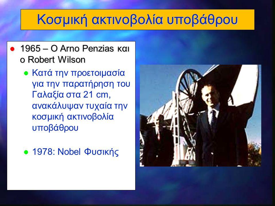 25 Cosmic Background Explorer (COBE) l Εκτόξευση: Νοε.