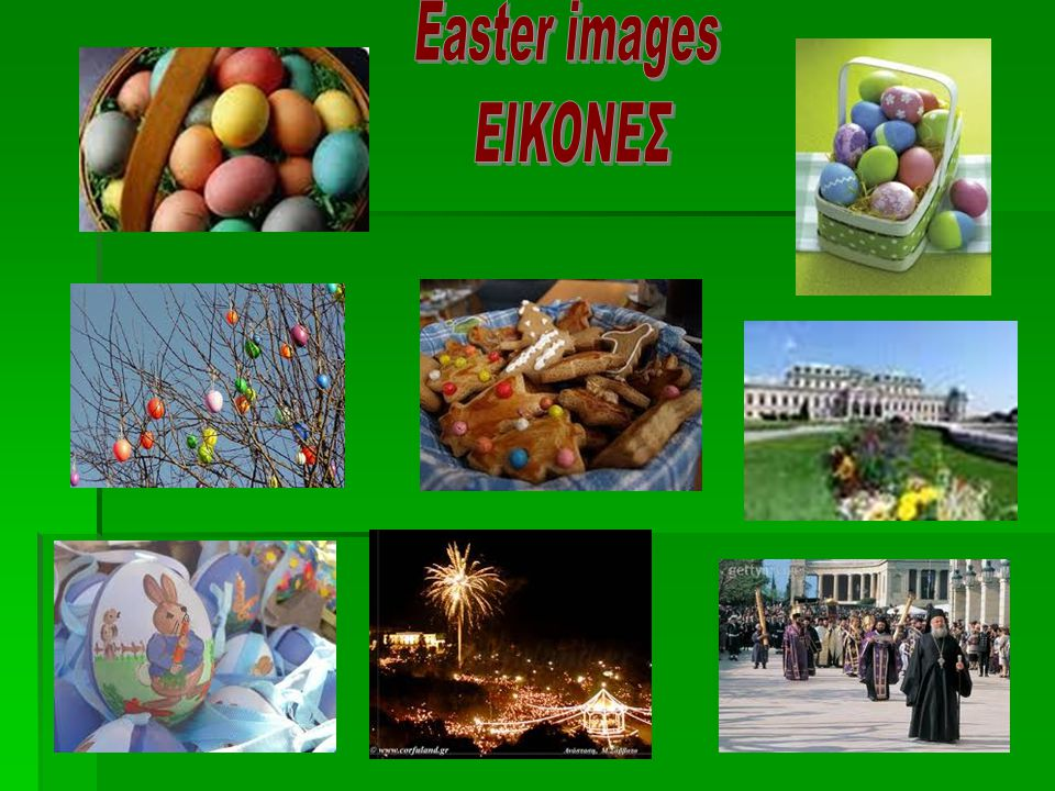  On Friday and 2 nd Easter day they don't work and the whole week they have a celebration called Easter Show .