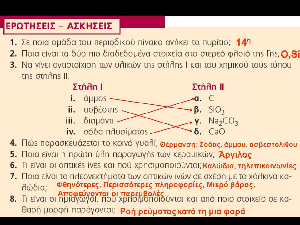C μπρούντζος Άσκηση 20 σελ.35 Τετραδίου Εργασιών Άσκηση 21 σελ.