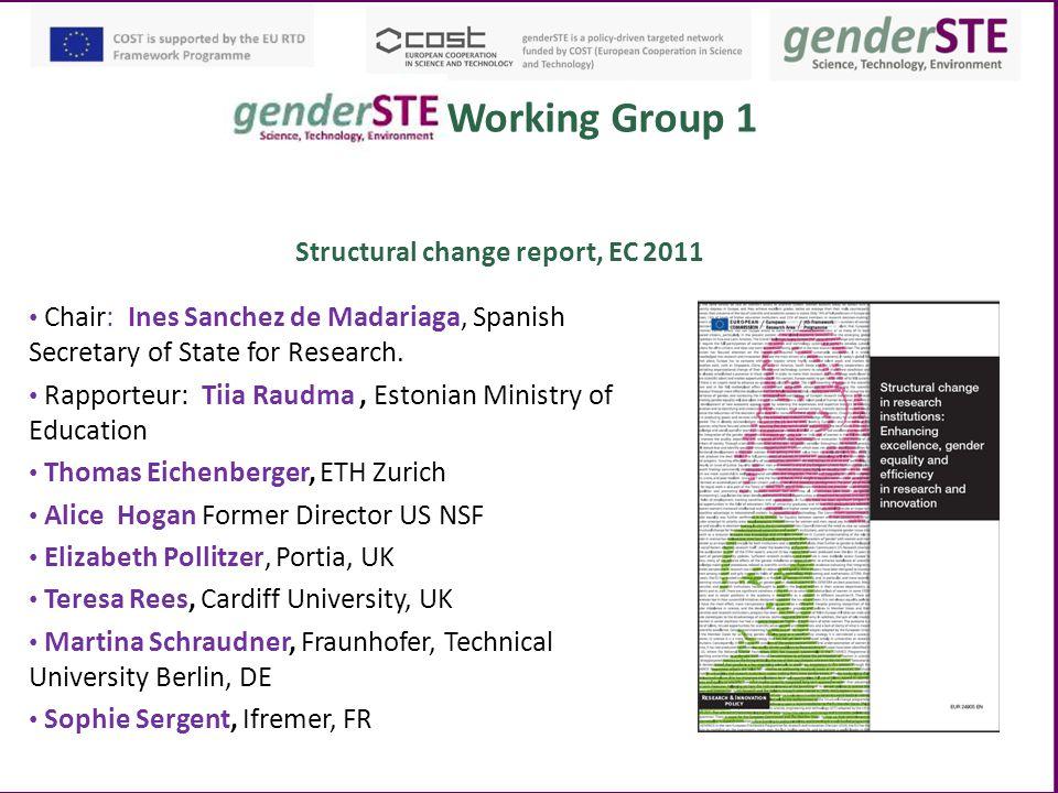 Σας ευχαριστώ πολύ για την προσοχή σας. Τώρα μπορείτε να μπείτε στην ιστοσελίδα: www.genderSTE.eu