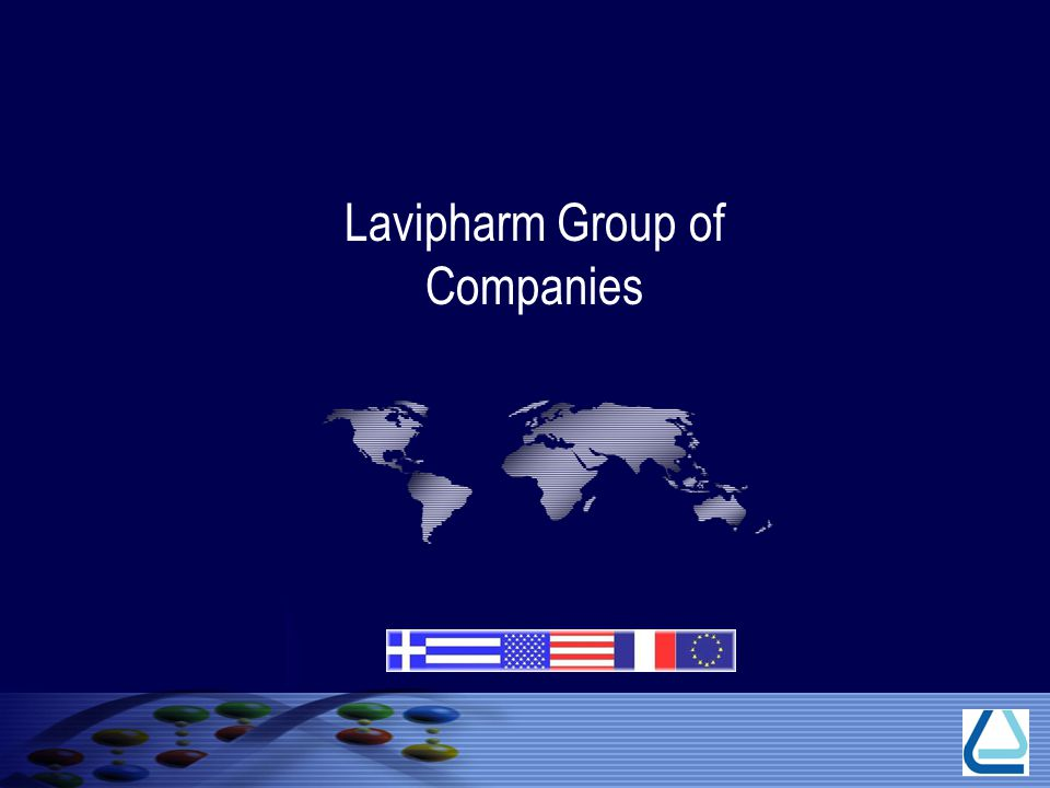 Thank You! Please visit us at www.lavipharm.com