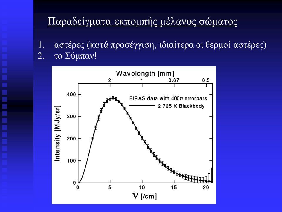 Μη θερμική ακτινοβολία 1.