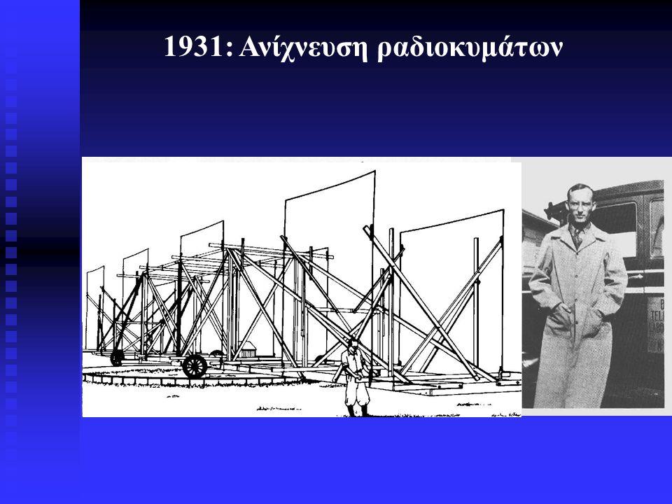 1937: Το παραβολικό τηλεσκόπιο του Reber