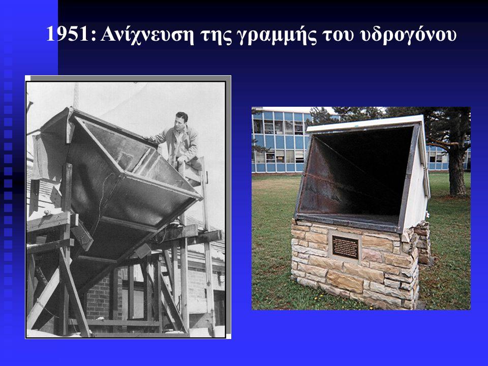 1965: Ακτινοβολία υποβάθρου