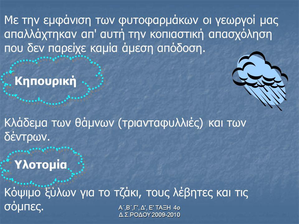 Α΄,Β΄,Γ , Δ , Ε ΤΑΞΗ 4ο Δ.Σ.ΡΟΔΟΥ 2009-2010 Γιορτές Δεκέμβριος Δεκέμβριος Αγίας Βαρβάρας ( 4/12) «Αγιά Βαρβάρα γέννησε Αγίου Σάββα (5/12) κι ο Άγιος Σάββας το δέχτει Αγίου Νικολάου (6/12) κι ο Άγιος Νικόλας έτρεξε να πάει να το βαφτίσει.» πάει να το βαφτίσει.» Αγίας Άννης (9/12) Αγίου Ελευθερίου (15/12) Χριστούγεννα (25/12) Ιανουάριος Ιανουάριος Αγίου Βασιλείου-Πρωτοχρονιά (1/1) Τα Άγια Θεοφάνια (6/1) Αγίου Ιωάννου (8/1) Αγίου Αντωνίου (17/1) Αγίου Αθανασίου (18/1) Γρηγορίου του Θεολόγου (25/1) Τριών Ιεραρχών (30/1) Φεβρουάριος Φεβρουάριος Αγίου Χαραλάμπους (10/2)