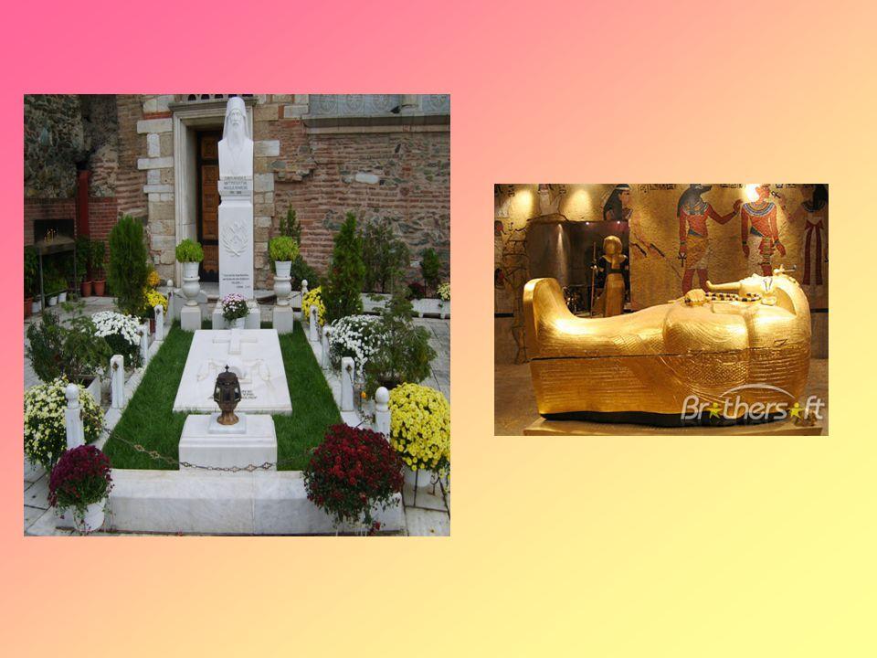 Αξιολόγηση/ Εμπέδωση (25 λεπτά) Δραστηριότητα 1 : Γλώσσα  Συμπληρώστε τις παρακάτω στήλες με τα στάδια ταφής: Κυπριακά ταφικά έθιμα Αιγυπτιακά ταφικά έθιμα 1..................................