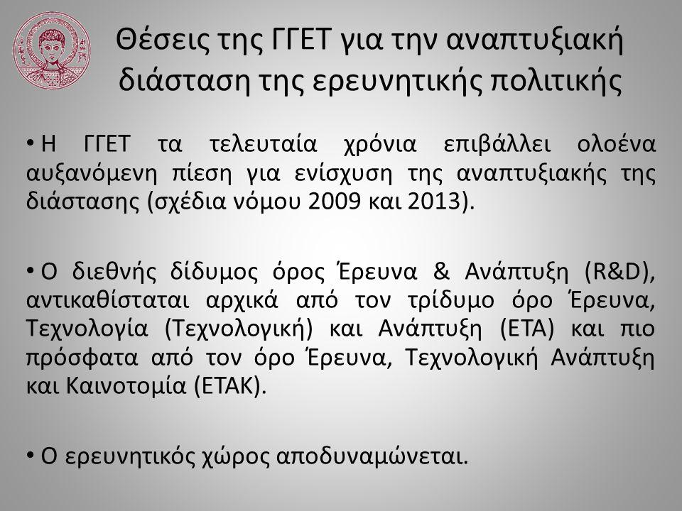 ΑΠΘ: Συνεργαζόμενοι Φορείς Εξωτερικού 2009-2013
