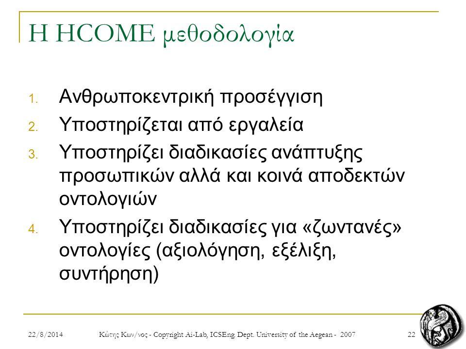 2222/8/2014 Κώτης Κων/νος - Copyright Ai-Lab, ICSEng.