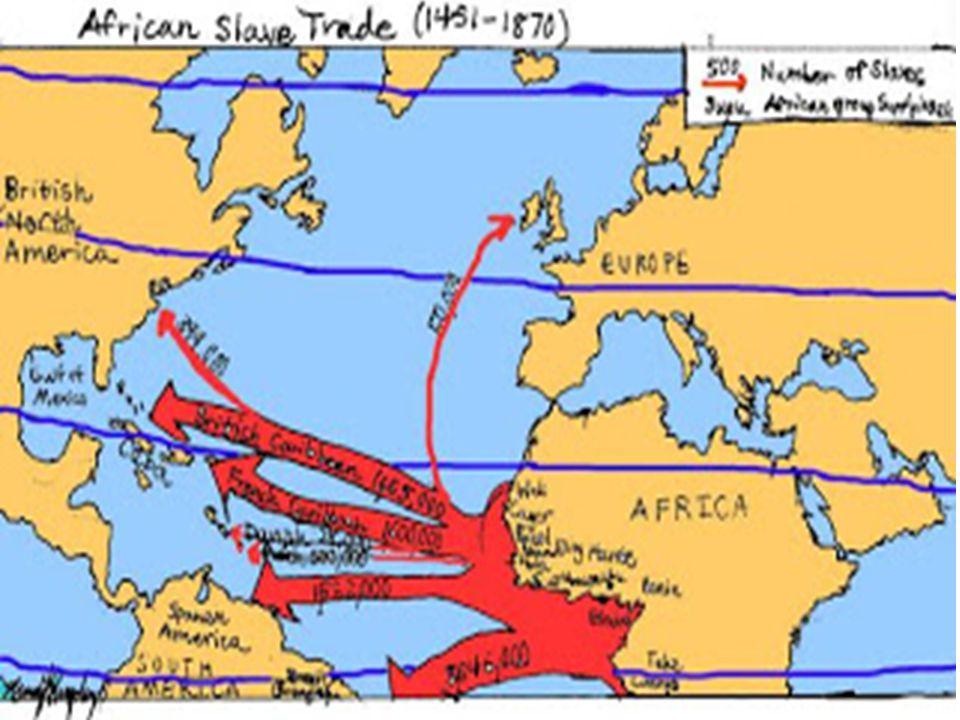 Είναι στα 1619 όταν για πρώτη φορά εμφανίζεται η δουλεία στη Βόρεια Αμερική.