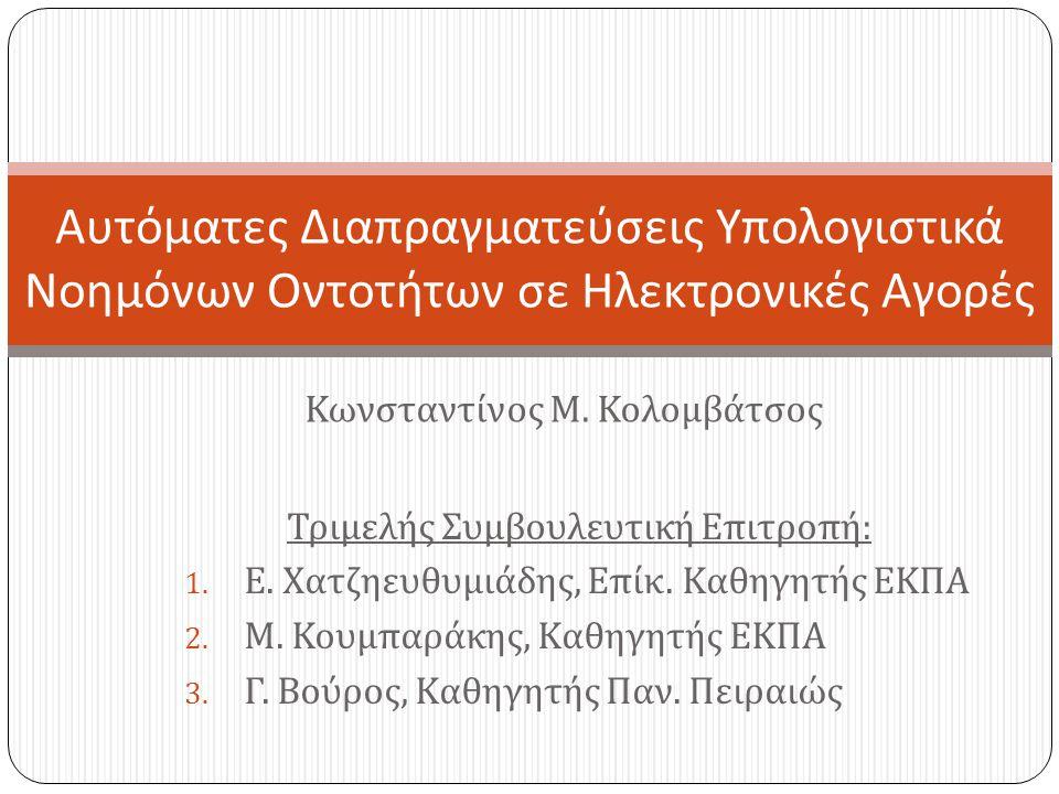 Πωλητές (8/11) Χρήση Ασαφούς Λογικής για τον καθορισμό της παραμέτρου α.