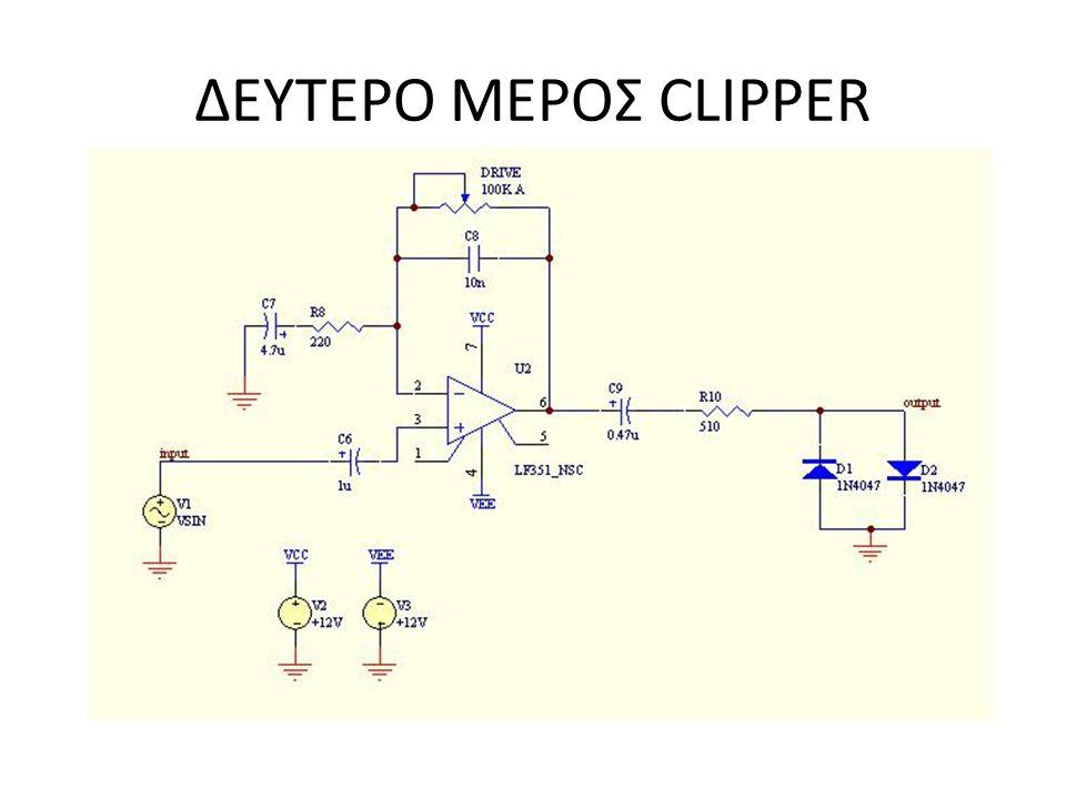 ΔΕΥΤΕΡΟ ΜΕΡΟΣ CLIPPER
