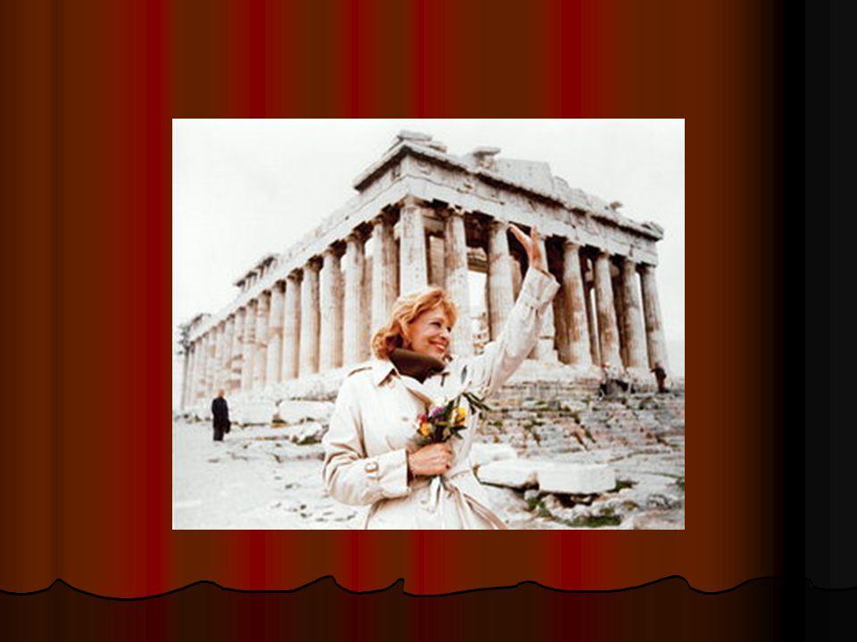 ΓΕΝΝΗΘΗΚΑ ΚΑΙ ΘΑ ΠΕΘΑΝΩ ΕΛΛΗΝΙΔΑ… Στη δεύτερη θητεία της δίνει μεγάλη σημασία στην εισαγωγή του πολιτισμού και της θεατρικής αγωγής στα σχολεία αλλά καταβεβλημένη από πολύχρονη μάχη με τον καρκίνο άφησε την τελευταία της πνοή στο νοσοκομείο Memorial της Νέας Υόρκης, την Κυριακή 6 Μαρτίου του 1994.