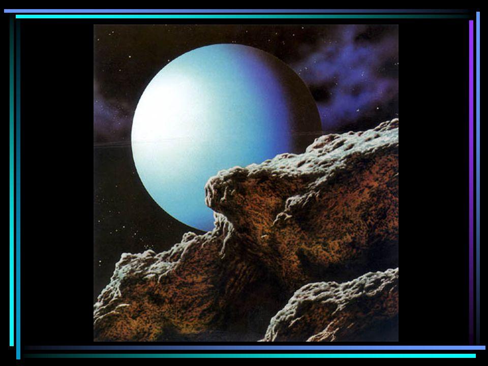 Ποσειδώνας Μέση απόσταση από τον Ήλιο : 4,5 δισεκατομμύρια χλμ.