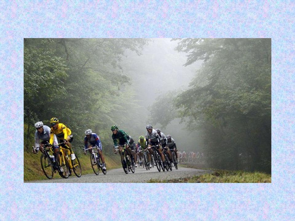 Το ποδήλατο ως άθλημα Το 1903, έγινε, για πρώτη φορά, ο ποδηλατικός Γύρος της Γαλλίας.