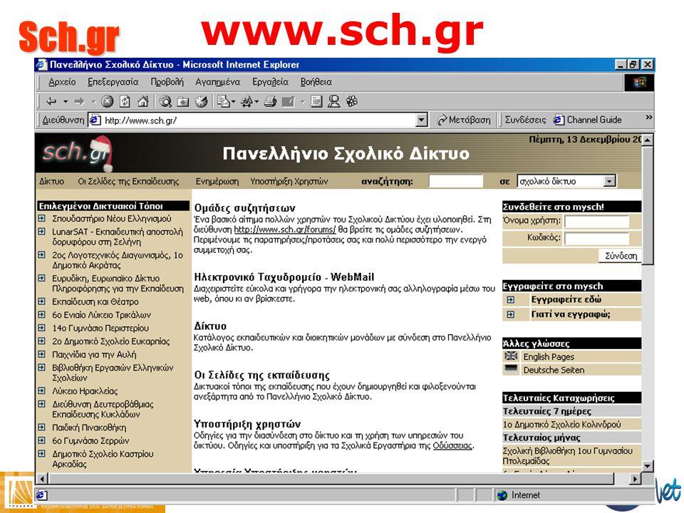 Sch.gr www.sch.gr