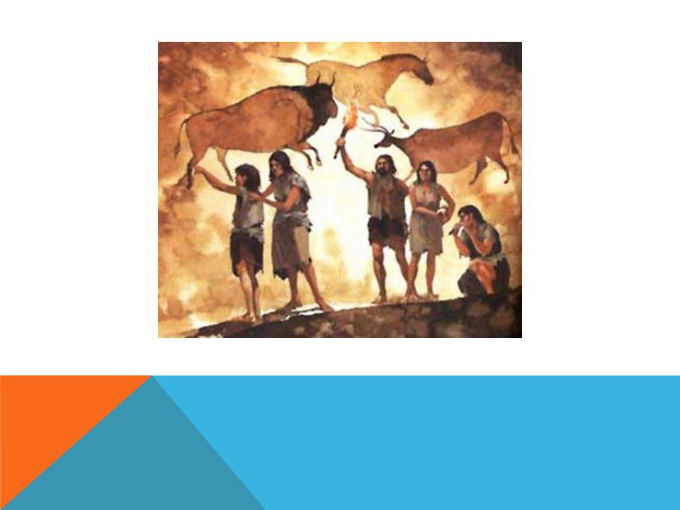ΣΠΗΛΑΙΟ ΑΛΤΑΜΙΡΑ  Ισπανία  Θεματογραφία: Βούβαλοι, Ελάφια, Σκηνές κυνηγιού, Άλογα  Χρώματα: Ώχρα, Καφέ, Κόκκινο, Μαύρο