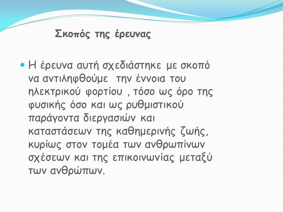 ΗΛΕΚΤΡΟΣΤΑΤΙΚΑ ΠΕΙΡΑΜΑΤΑ