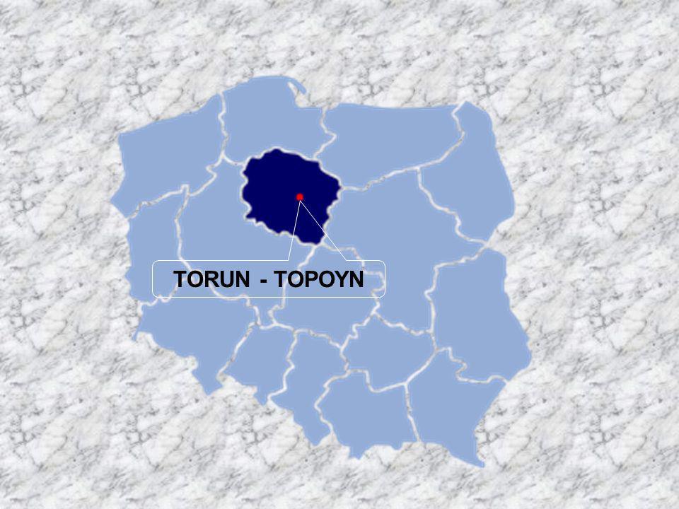 TORUN - ΤΟΡΟΥΝ
