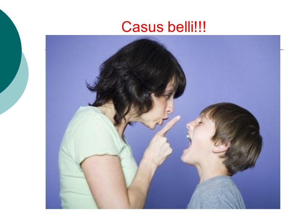 Casus belli!!!