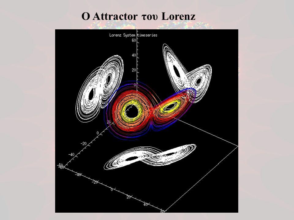 O Attractor του Lorenz