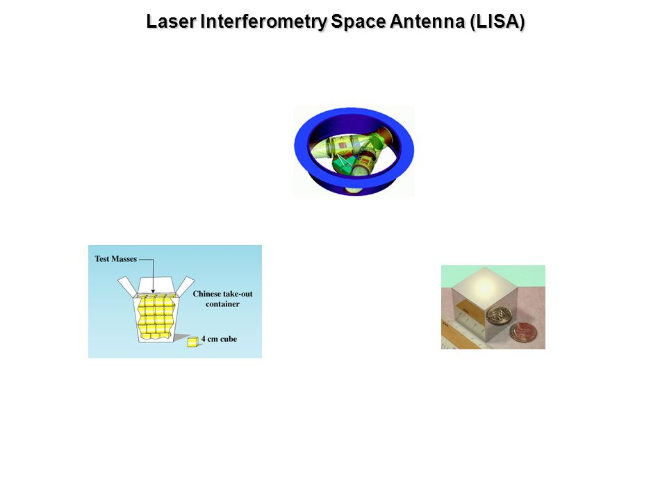 Laser Interferometry Space Antenna (LISA)