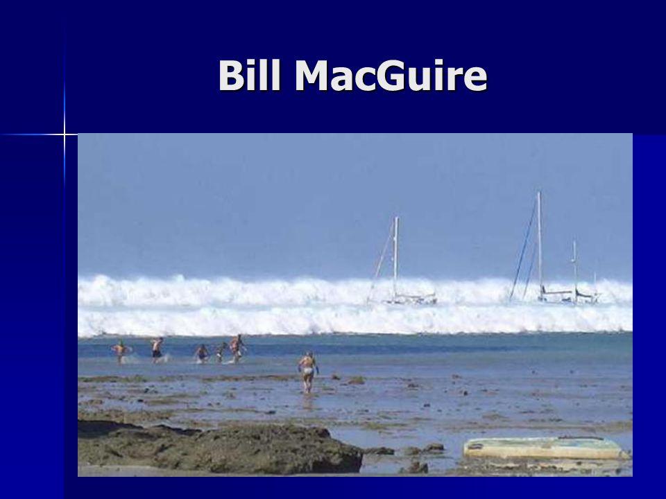 35 Bill MacGuire