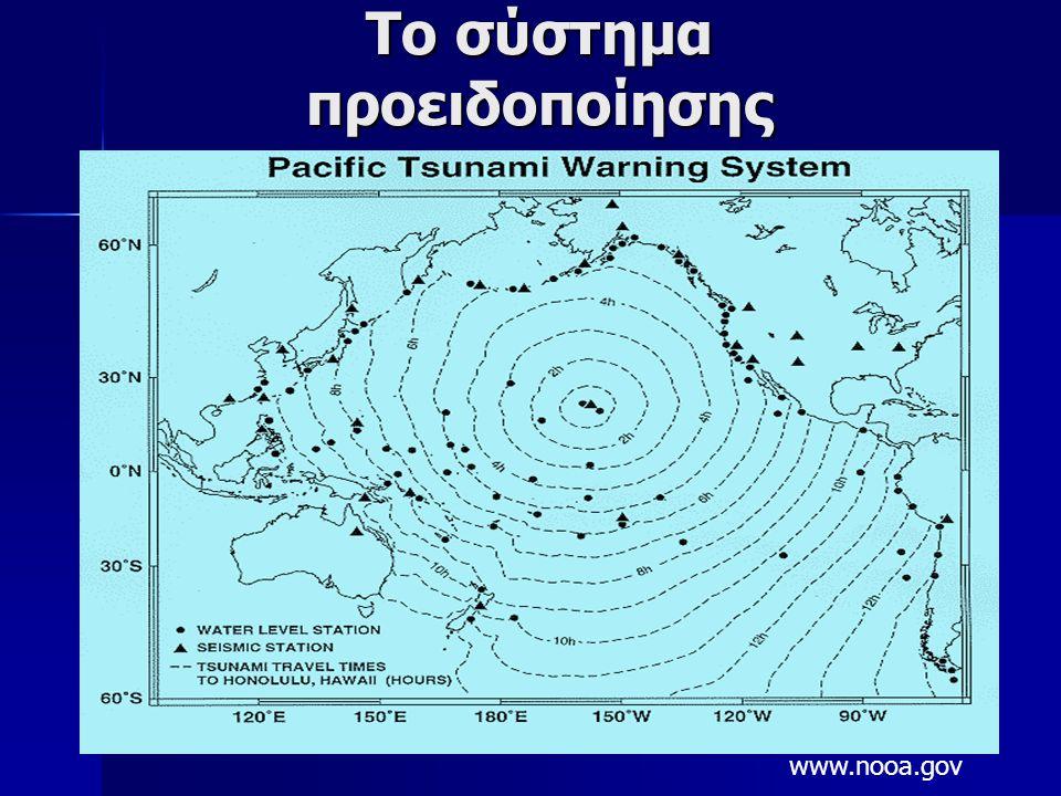 48 Το σύστημα προειδοποίησης www.nooa.gov