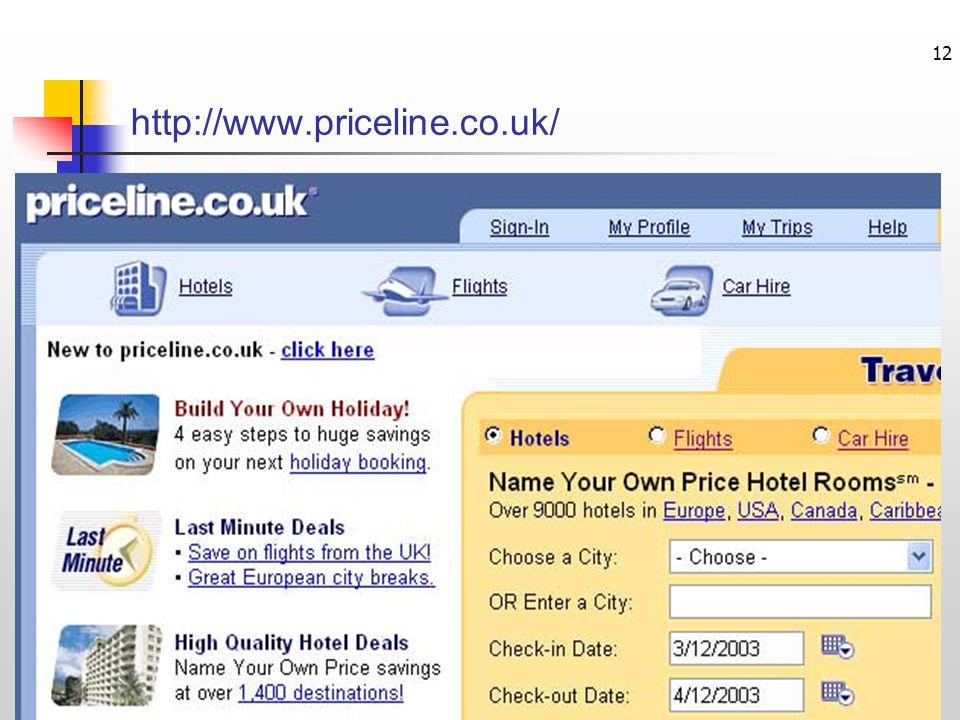 12 http://www.priceline.co.uk/