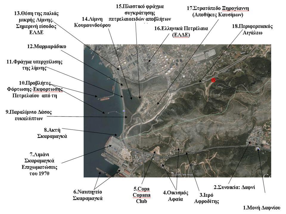 Χάρτης Λίμνης