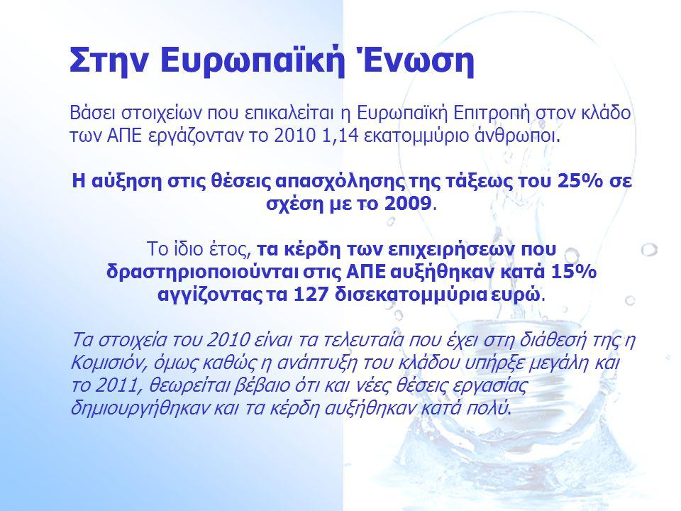 Π Η Γ Ε Σ www.wikipedia.com www.greenpeace.gr www.wwf.gr www.econews.gr www.energypress.gr επίσης άρθρα εφημερίδων δημοσιευμένα στο Διαδίκτυο εικόνα από τις δημοσιευμένες στο Διαδίκτυο