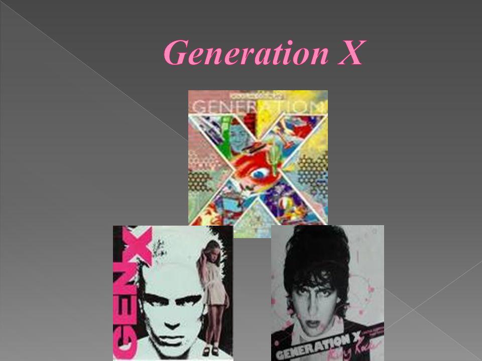  Αποκαλείται και ως Baby bust  Αποτελεί τη γενιά 1965-1979  Πολιτικές και κοινωνικές εμπειρίες: Κατάπαυση Ψυχρού Πολέμου, πτώση Τείχους Βερολίνου, AIDS, γνωριμία με Η/Υ, internet, Grunge και Hip Hop culture.
