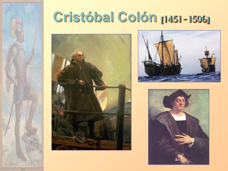 [1451-1506] Cristóbal Colón [1451-1506]