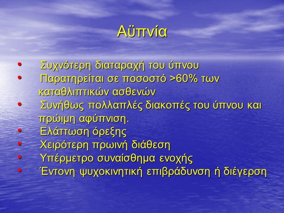 Βιβλιογραφία Insomnia and its correlates in a representative sample of the Greek population.