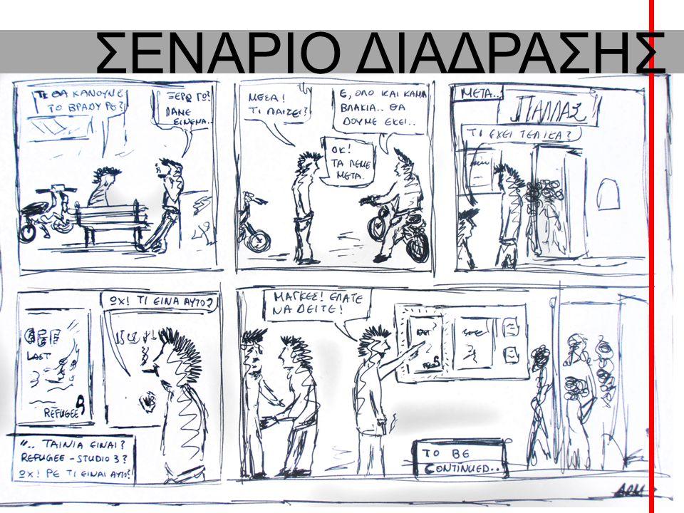 44 ΣΕΝΑΡΙΟ ΔΙΑΔΡΑΣΗΣ