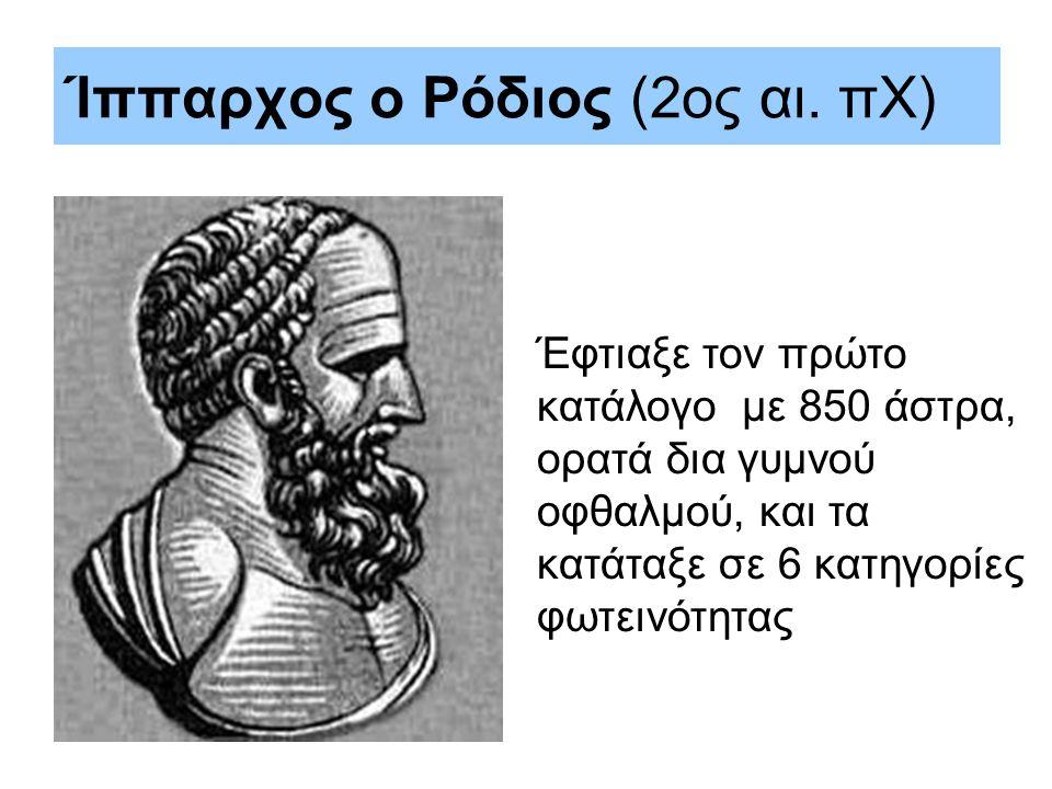 Ίππαρχος ο Ρόδιος (2ος αι.