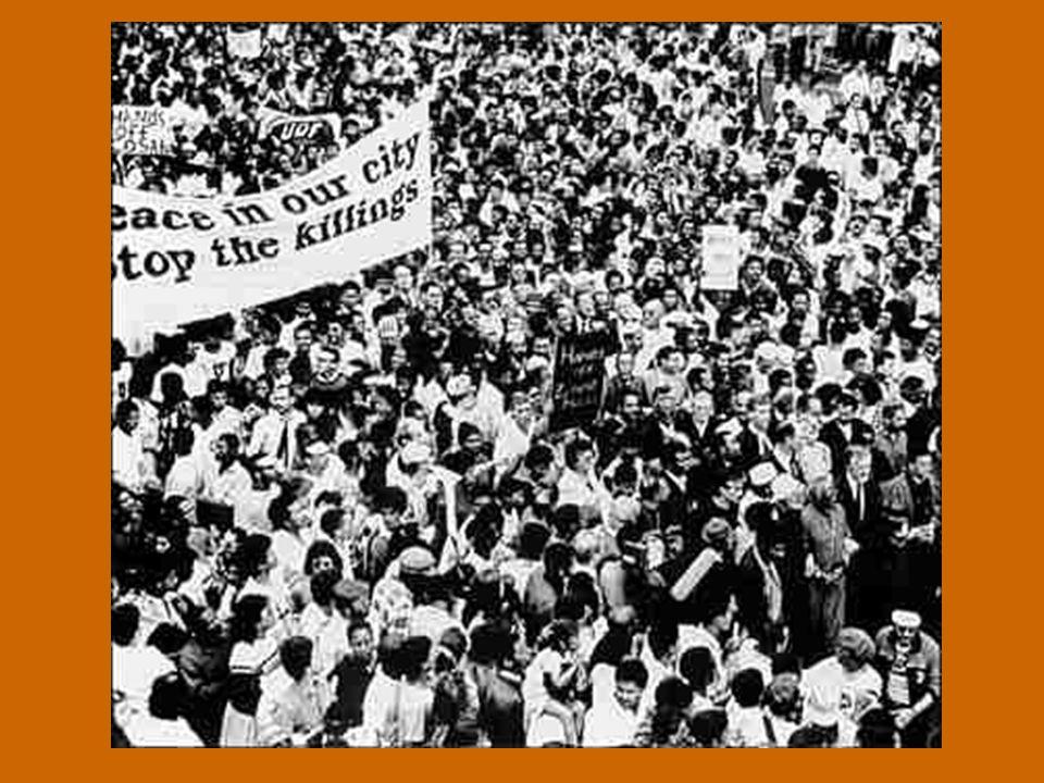 Αλλά με τον καιρό ο λαός της Αφρικανικής ηπείρου αντέδρασε.