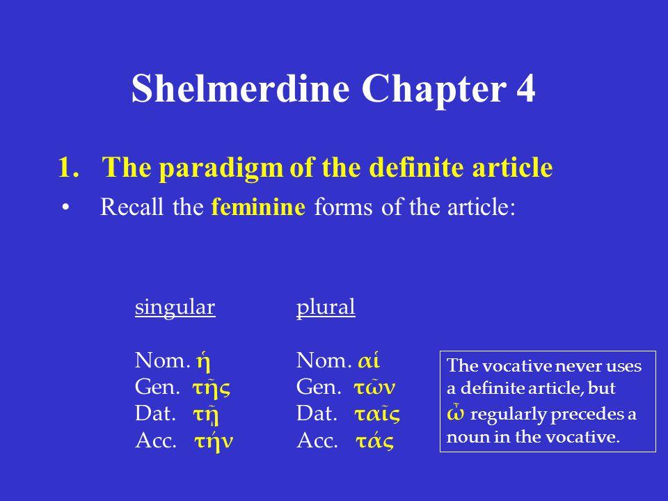 Shelmerdine Chapter 4 4.