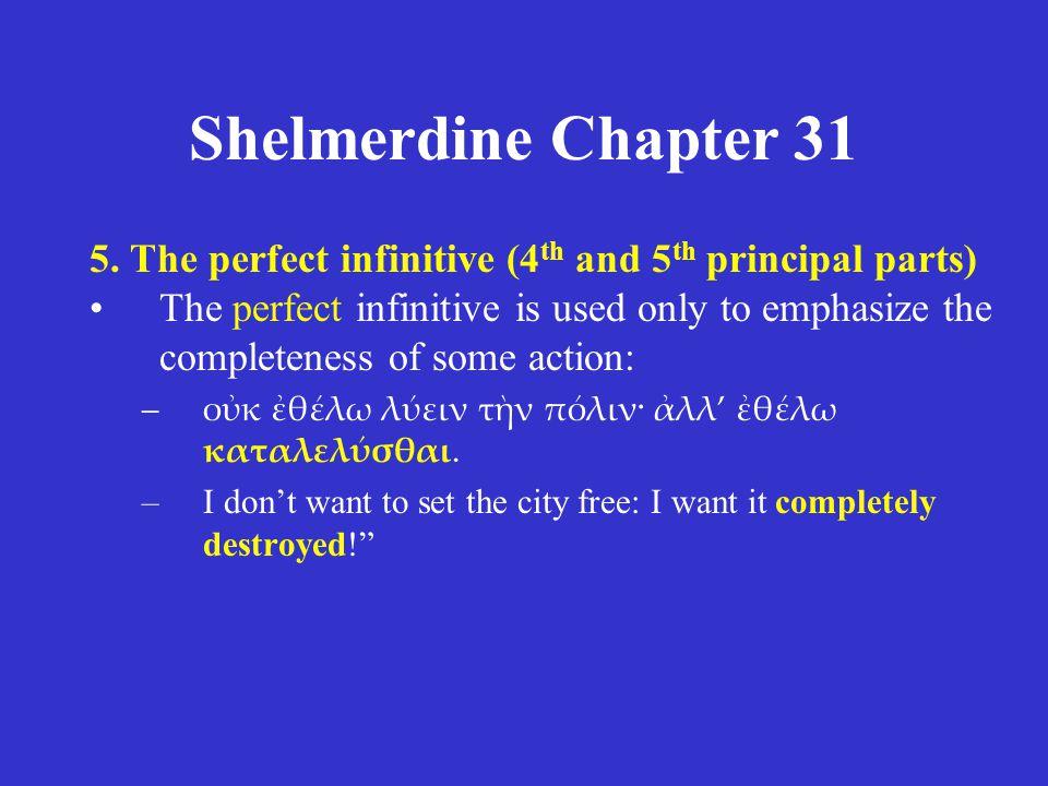 Shelmerdine Chapter 31 5.