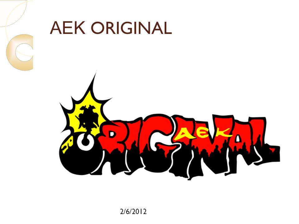2/6/2012 ΑΕΚ ORIGINAL