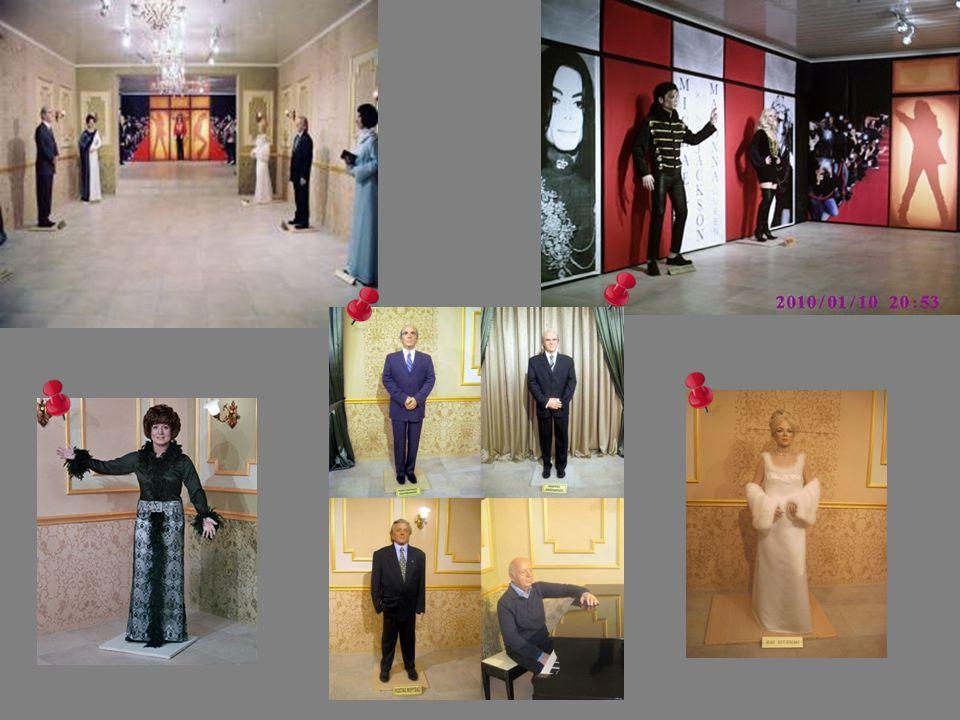 Το Μουσείο Κέρινων Ομοιωμάτων Το μουσείο Κέρινων Ομοιωμάτων του Θεόδωρου Κοκκινίδη βρίσκεται στα Κηπιά Ελευθερούπολης, 20 χιλιόμετρα δυτικά της Καβάλα
