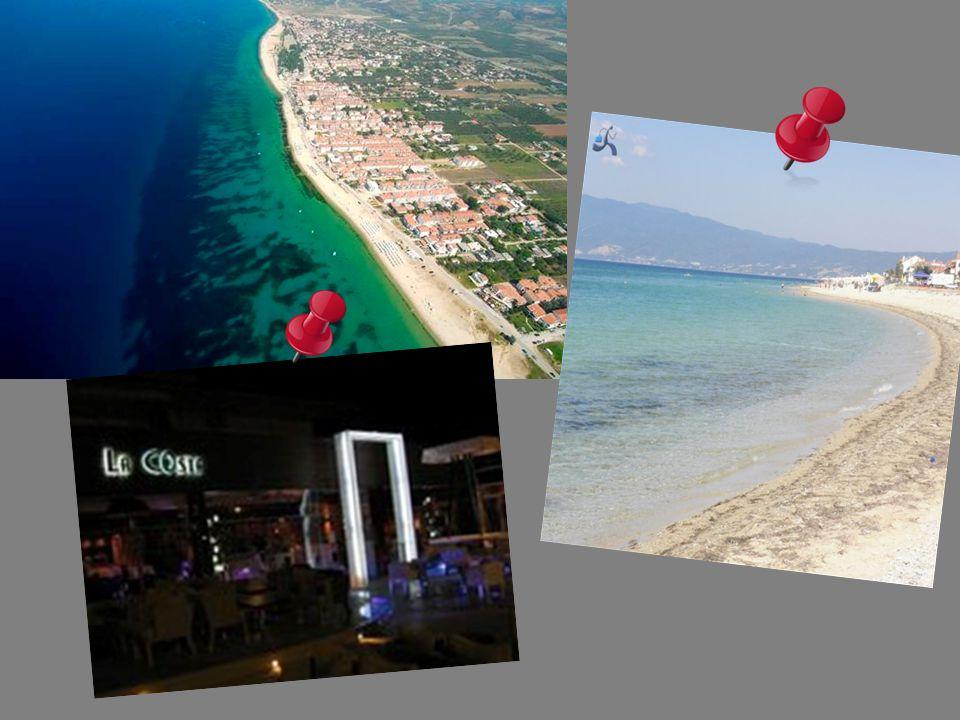 Μποστάνι Αφήνουμε τη Καβάλα και παίρνουμε την Εγνατία Οδό με προορισμό τη Θεσσαλονίκη.