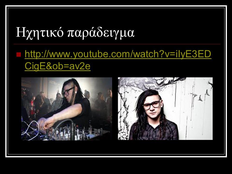 Επίλογος Ο Skrillex,είναι παγκοσμίως γνωστός καθώς και ένας από τους πιο πετυχημένους καλλιτέχνες στο χώρο της dubstep μουσικής.