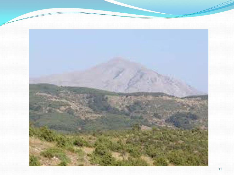 11 «Αντίπαλος» (στην πολιτιστική παράδοση), σύντροφος όμως γεωγραφικά του Ολύμπου είναι ο Κίσσαβος-΄Οσσα με υψόμετρο 1,978 μ. Το βουνό είναι πολύ εύφο