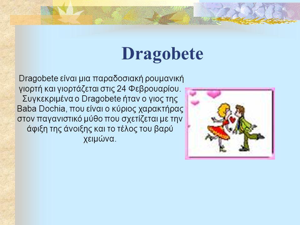 Have a Happy Dragobete's Day Από τη Ρουμανία, με αγάπη, οι μαθητές της 7ης τάξης και η δασκάλα-Adela Grozeanu