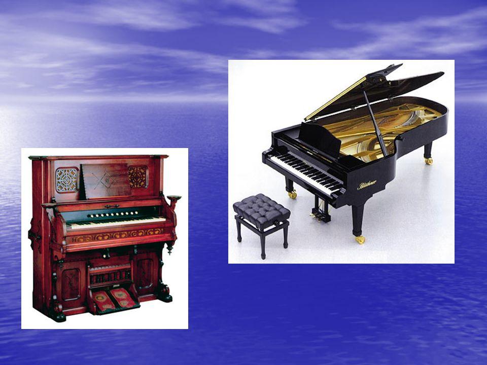 Το πιάνο είναι ένα σόλο μουσικό όργανο, που μπορεί να θεωρηθεί έγχορδο ή κρουστό.