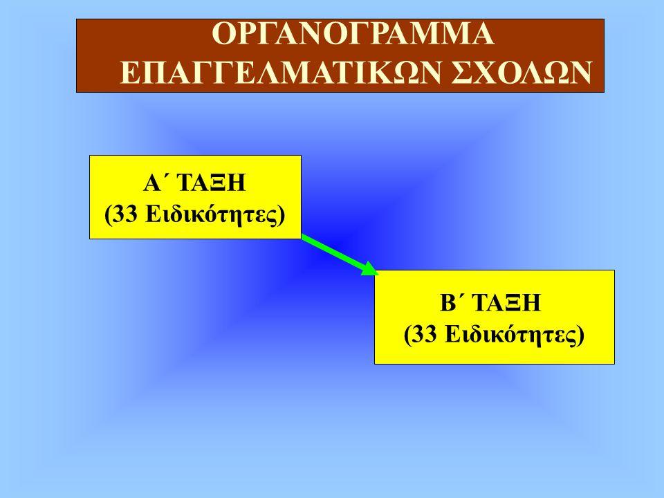 Γ΄. Επαγγελματικές Σχολές (ΕΠΑ.Σ.)