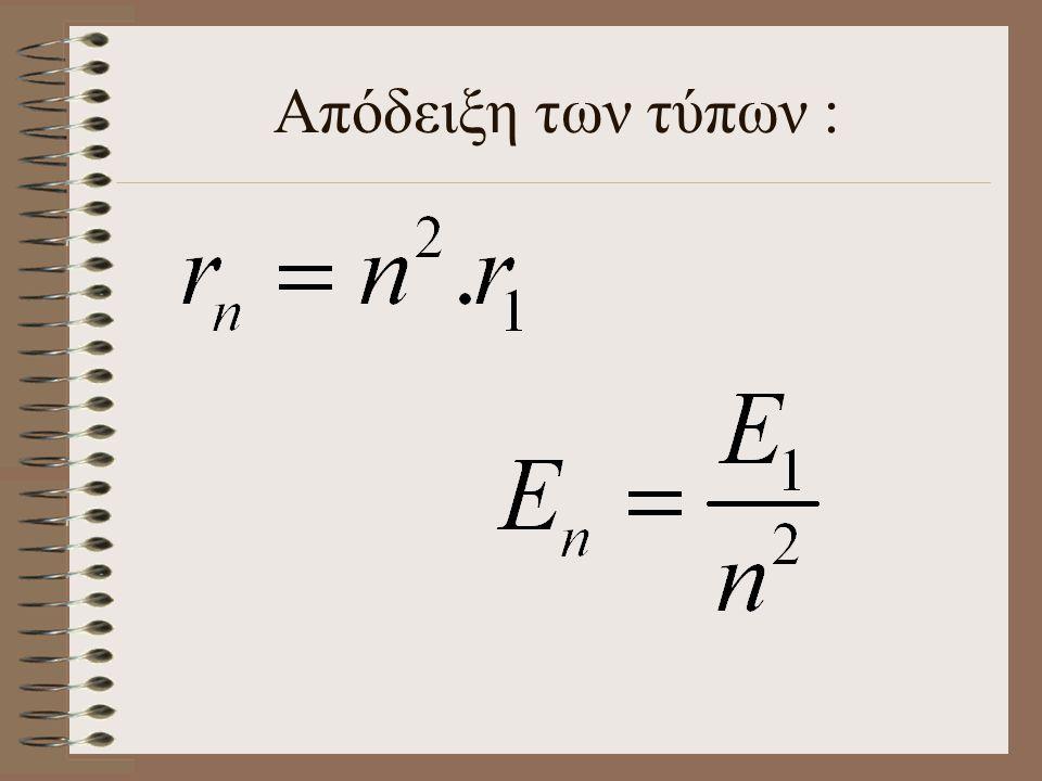 Διέγερση με κρούση + - Ένα σωματίδιο ( άτομο,ηλεκτρόνιο ή ιόν ) συγκρούεται με το άτομο του υδρογόνου.