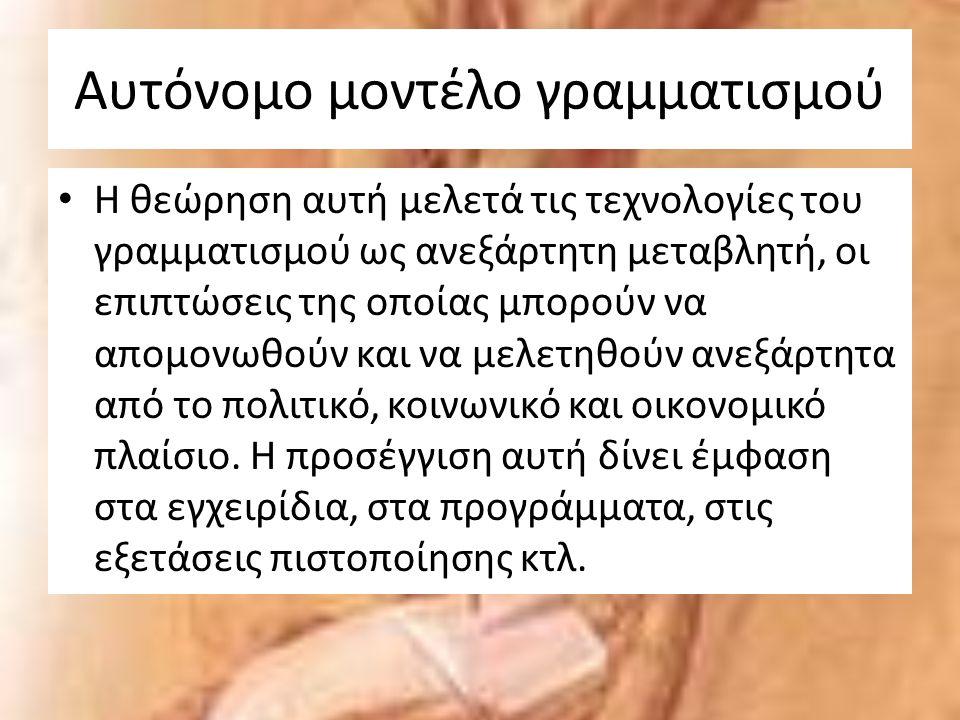 Βιβλιογραφία Επιμορφωτικό υλικό για την επιμόρφωση των εκπαιδευτικών στα Κέντρα Στήριξης της Επιμόρφωσης.